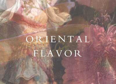 oriental flavor